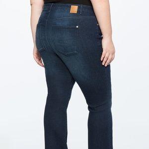 Eloquii Slim Bootcut Jeans NWT